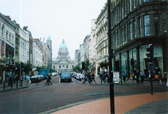 Downtown Shopping Picture Of Belfast Northern Ireland