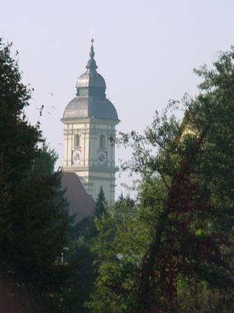 Erding, Germany: One of the main churches