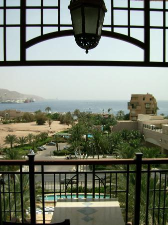 Movenpick Resort & Residences Aqaba: View from the room