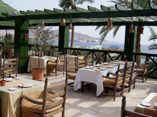 Movenpick Resort & Residences Aqaba: Beach Restaurant