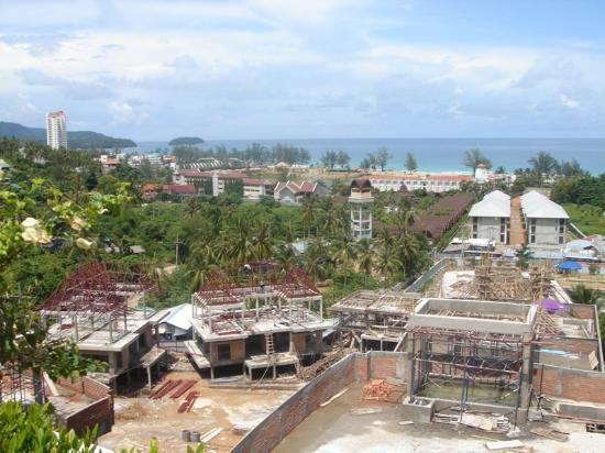 "Pacific Club Resort: ""ocean"" view"