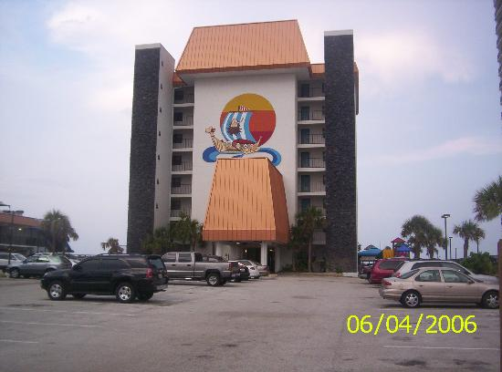 Sun Viking Lodge Tower....Oceanfront