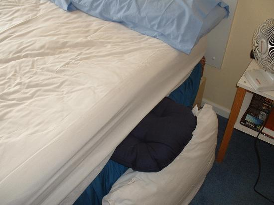 Marlow Lodge : Bedroom