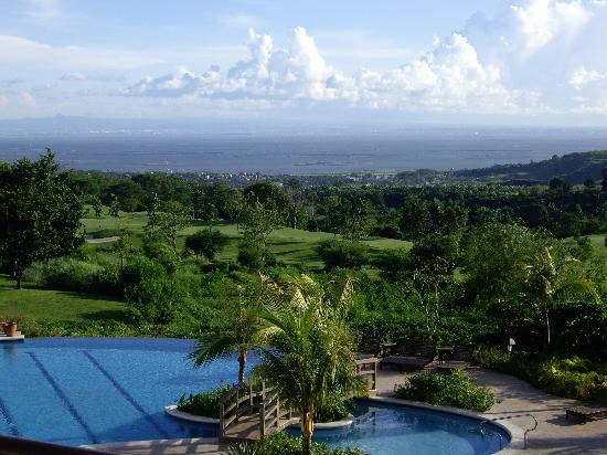 Binangonan, Philippines: View from our room