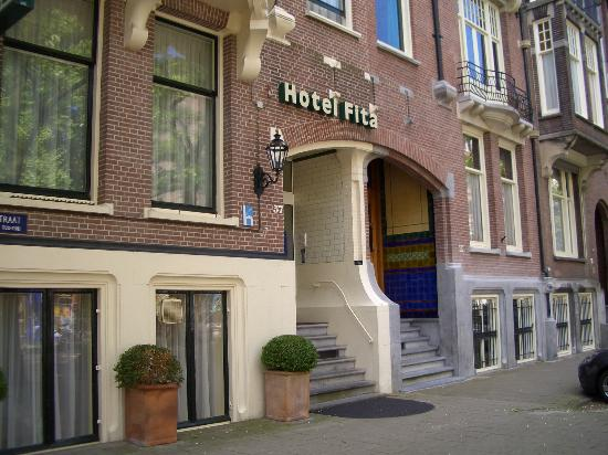 View of Hotel Fita