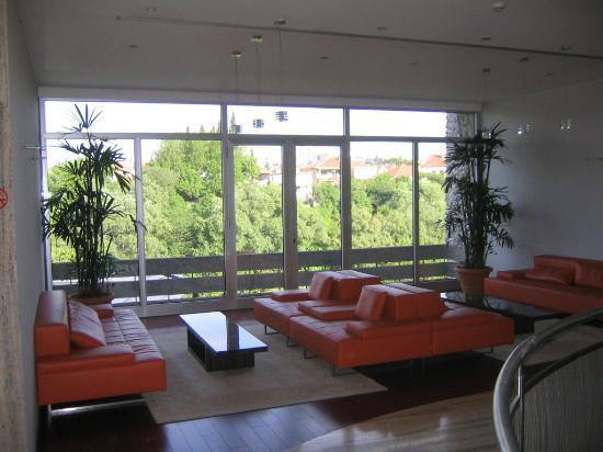 Hotel Podgorica: Lobby2