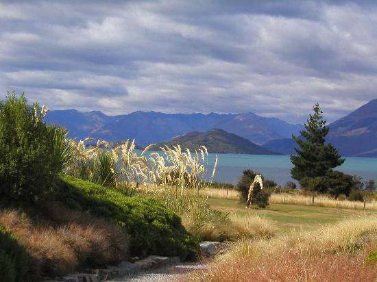 Glenorchy, New Zealand: grounds