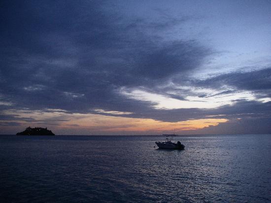 Malolo Island Resort: Rush hour