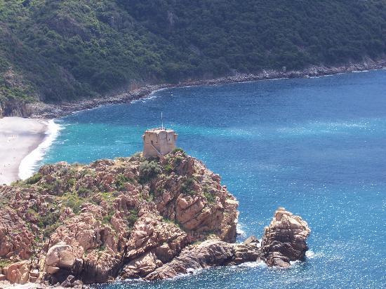 Korsika, Fransa: porto