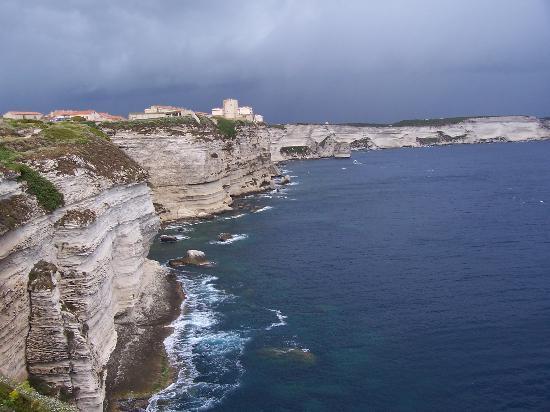 Korsika, Fransa: bonifacio
