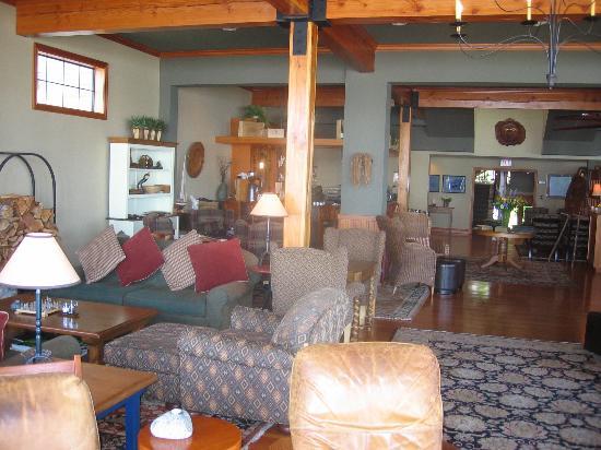 Long Beach Lodge Resort : Great Room