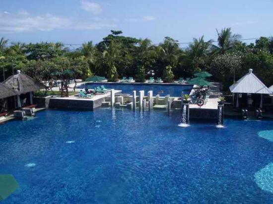 Hard Rock Hotel Bali: Pool 2