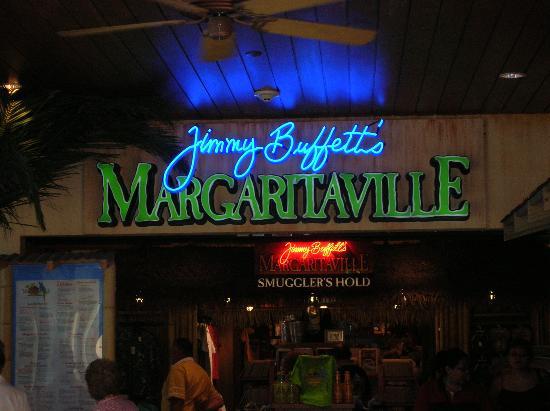 Flamingo Las Vegas Hotel & Casino: Margaritaville inside the Flamingo