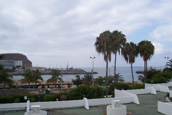 El Greco Apartments : View from our room