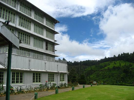 Heritance Tea Factory: The Tea Factory - External View