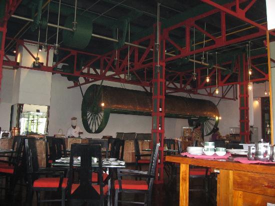 Heritance Tea Factory : The coffee shop