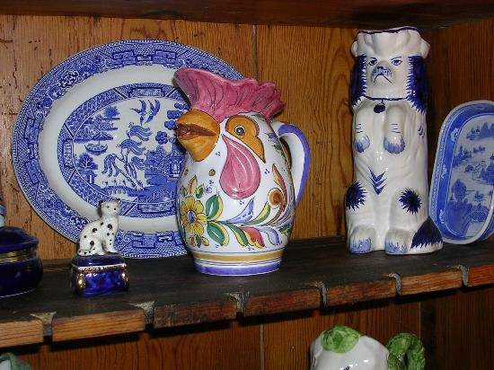Market to Market: Rooster Pitcher