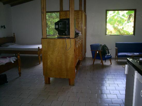 Sisters Sea Lodge : sleeping area