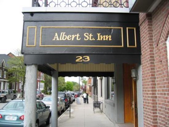 Stratford, Canada: Albert St. Inn