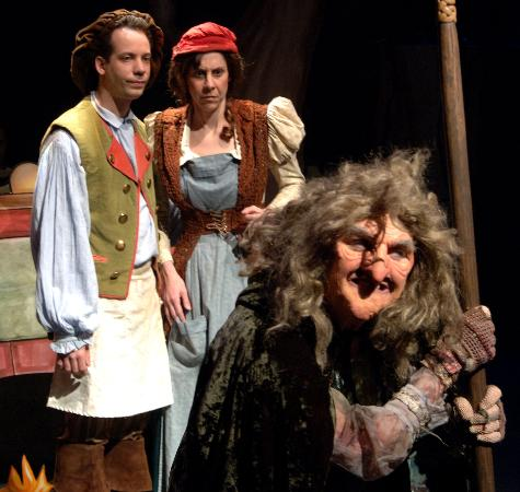 Lamb's Players Theatre: into the woods