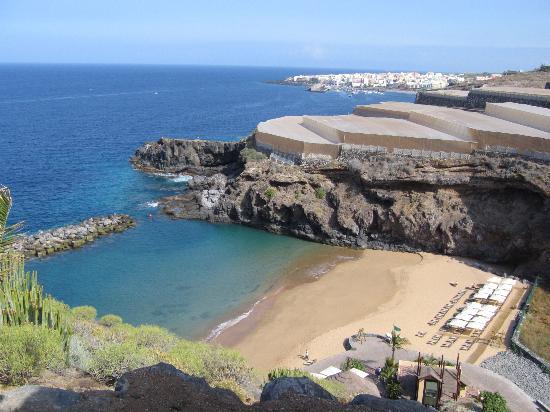 Private beach picture of the ritz carlton abama guia - Guia de tenerife pdf ...