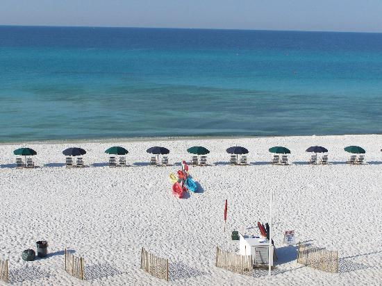 Four Points by Sheraton Destin- Ft Walton Beach: Beautiful morning view from balcony
