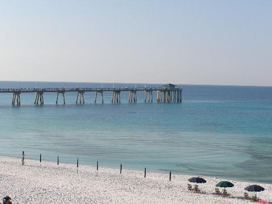 Four Points by Sheraton Destin- Ft Walton Beach: Beatiful morning view from balcony