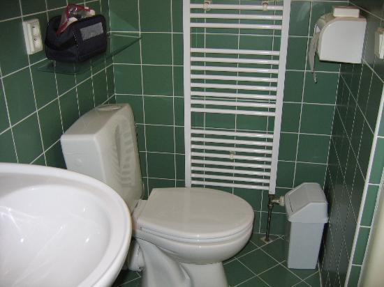 Hotel AGATKA Bratislava: Kamila Bathroom
