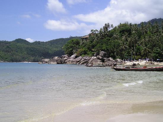 Panviman Resort - Koh Pha Ngan: beach