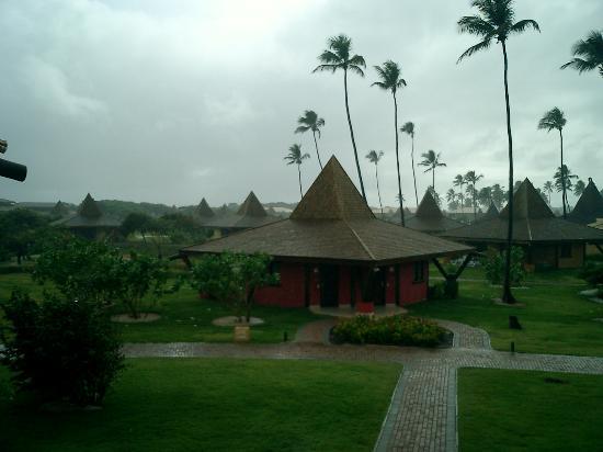 Camacari, BA: View across the complex