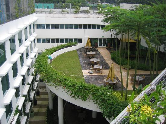 Singapore Changi Village Hotel
