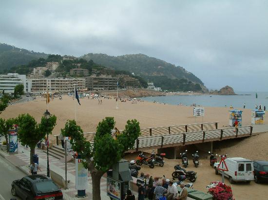 Capri Hotel : View from balcony