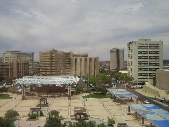 Hyatt Regency Albuquerque: view