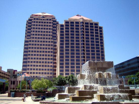 Hyatt Regency Albuquerque: hotel