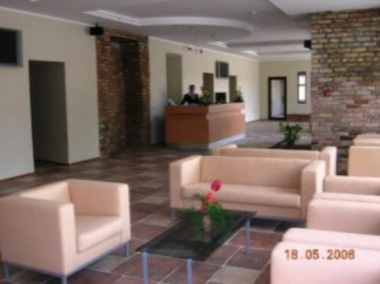 TOSS Hotel: Reception Hall