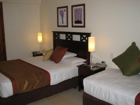 Naviti Resort : 1 bedroom unit, new wing