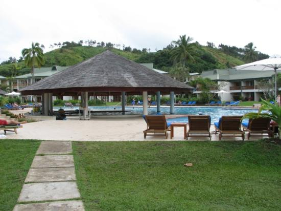 Naviti Resort : New pool