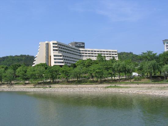 Hotel Concorde Gyeongju: Concorde Hotel