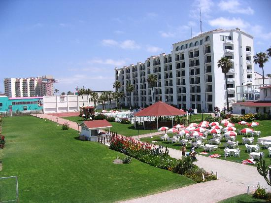 Ensenada, Mexique : Rosarito Hotel