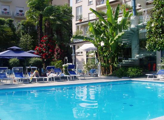Astoria Hotel : Pool at Astoria