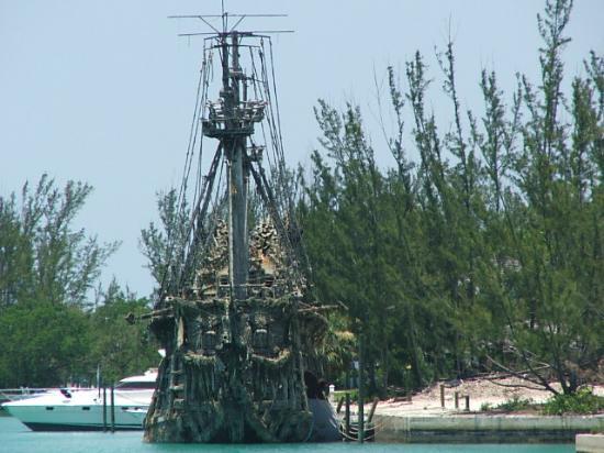 Island Seas Resort: The Black Pearl!