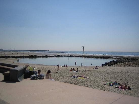 La Goelette : Sea pool for children