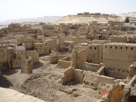 White Desert National Park: Oasis Town