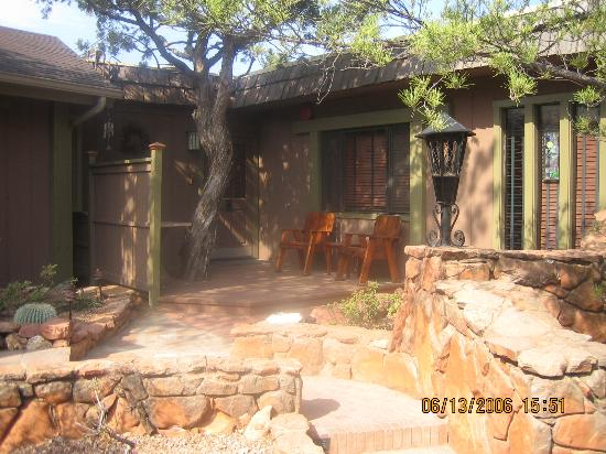 The Lodge at Sedona: Moonflower Suite-Exterior