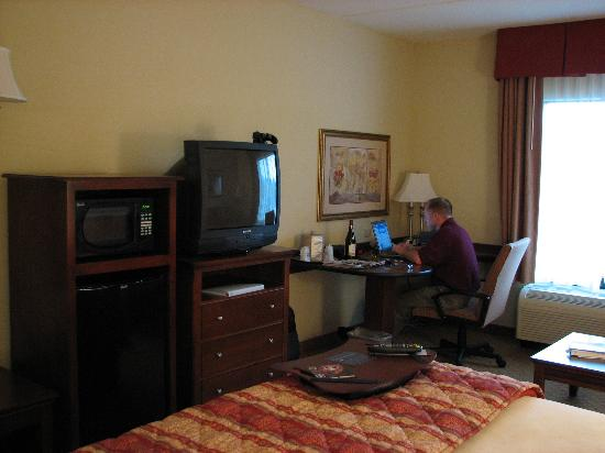 Hampton Inn & Suites Frederick-Fort Detrick ภาพถ่าย