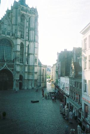 Hotel O  Kathedral: View from Room Window