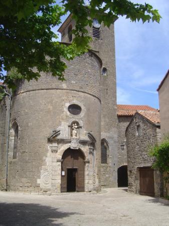 La Couvertoirade : St Eulalie de Cernon