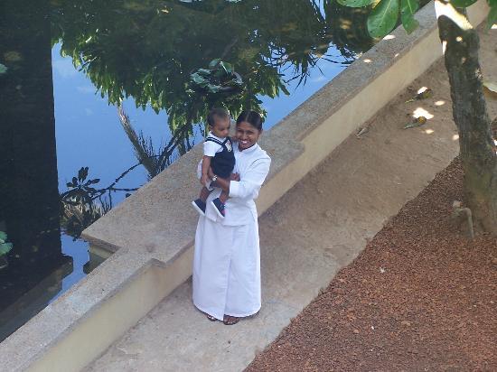Heritance Ahungalla: Shyamalee's Babysitting Service