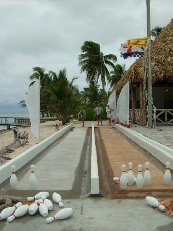 Royal Caribbean Resort: Die Bowlingbahn