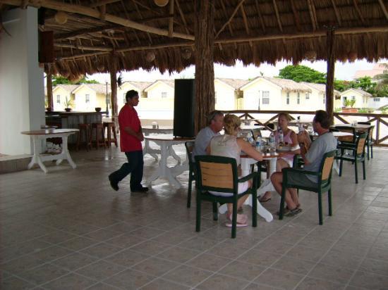 Royal Caribbean Resort: Frühstückzeit